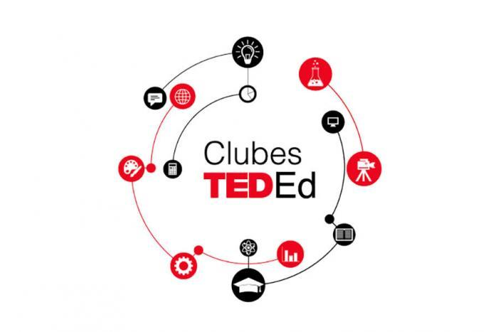 Logo do Clubes TED ED